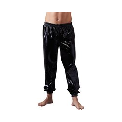 Jogginghose aus Latex