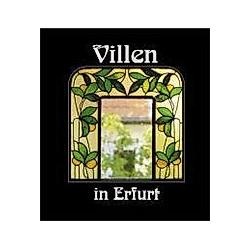 Villen in Erfurt. Eberhard Menzel  Ruth Menzel  - Buch