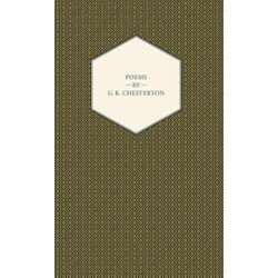 Poems by G. K. Chesterton als Buch von G. K. Chesterton