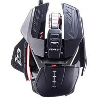 MAD CATZ R.A.T. X3 Gaming Maus schwarz (MR05DCINBL001-0)