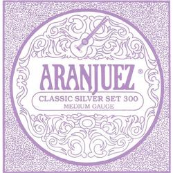 Aranjuez Konzertgitarrensaite OZA300 Medium Tension 028-042