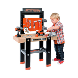 Smoby Werkbank Black+Decker Werkbank Center