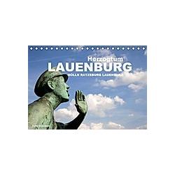 Herzogtum Lauenburg (Tischkalender 2021 DIN A5 quer)