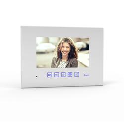 2 Draht Zoll Monitor Touchscreen weiss
