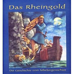 Das Rheingold als Buch von