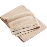 Esprit Box Solid Handtuch (2x50x100 cm) sand