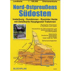 Nord-Ostpreußens Südosten