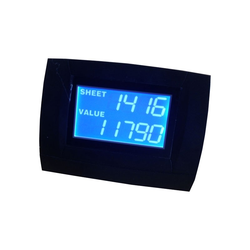 Externes LCD-Display für CCE 180 EURO, CCE 6300, CCE 6000, CCE 6500 und CCE 4400