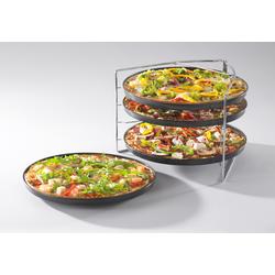Fisko BELLA ITALIA Pizza Backset 5-teiliges Pizzablech-Set 736508
