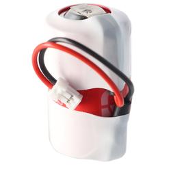 Ersatzbatterie passend für die Lithium-Batterie 3.6V 1100mAh für DOM Protector Batterie
