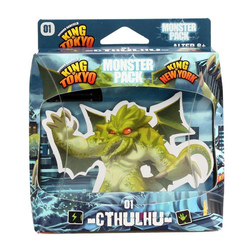 iello Spiel, Iello King of Tokyo - Monster Pack 01 - Cthulhu