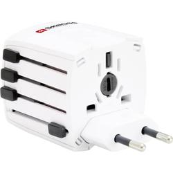 Skross 1.302180 Reiseadapter MUV Micro