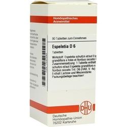 ESPELETIA D 6 Tabletten 80 St
