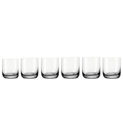 LEONARDO Whiskyglas 320 ml Daily, 6-teilig