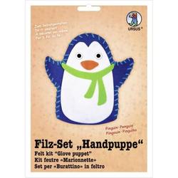 Filz-Set Handpuppe Pinguin
