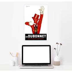 Posterlounge Wandbild, Dubonnet (französisch) 60 cm x 90 cm