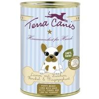 Terra Canis Lamm mit Zucchini, Fenchel und Magerjoghurt 6 x 800 g