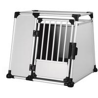 TRIXIE Transportbox Aluminium XL 94 x 87 x 93 cm