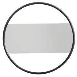 Nordal Spiegel Eisen Matt schwarz