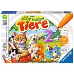 Ravensburger tiptoi® Puzzle - Alle meine Tiere