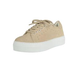 Plateau-Sneaker Plateau-Sneaker COX beige