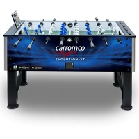 "Carromco Kickertisch ""Evolution-XT"",blau,"