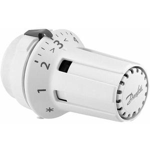 DANFOSS-Thermostatkopf RAW 5010 mit Schnappbefestigung - weiß - 013G5010