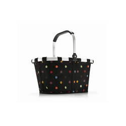 Reisenthel Carrybag in dots, 28 x 48 cm