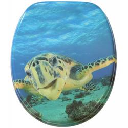 WC-Sitz Schildkröte