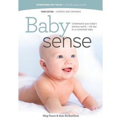 Baby sense als Buch von Megan Faure/ Ann Richardson