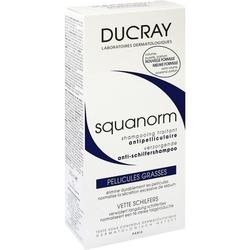 DUCRAY SQUANORM fettige Schuppen Shampoo 200 ml