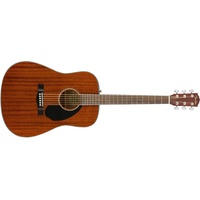 Zoundhouse CD-60S Dreadnought All Mahogany WN
