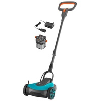 GARDENA 05023-20 Akku-Rasenmäher HandyMower Li-18/22 Ready-To-Use Set,