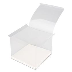 HobbyFun Aufbewahrungsbox, Kunststoff, 18 cm x 18 cm x 15 cm 18 cm x 18 cm x 15 cm