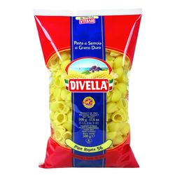 (1.78 EUR/kg) Divella Pipe Rigate N°56  - 500 g