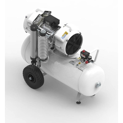 Kompressor XTR 4D-90 L mit Trockner HP3-400 Volt