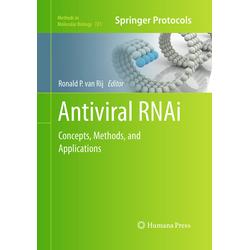 Antiviral RNAi als Buch von