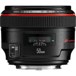 Canon EF 50mm f1.2L USM Objektiv