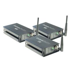 LumenRadio CRMX Nova DMX-Set, 2x DMX Wireless Empfänger