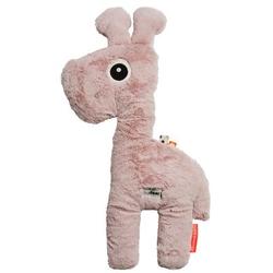 Done by Deer™ Kuscheltier Cuddle Friend Giraffe Raffi, rosa