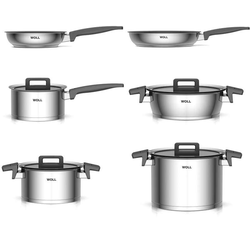 Woll Topfset Concept 10-teilig NCSET 002