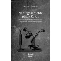 Naturgeschichte einer Kerze als Buch von Michael Faraday