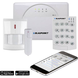 Blaupunkt SA 2650 Funk-Alarmanlagen-Set SA-Serie