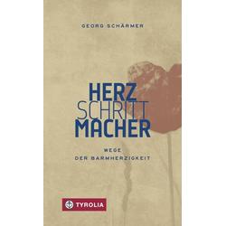 Herzschrittmacher als Buch von Georg Schärmer