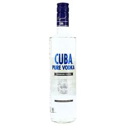 Cuba Vodka Premium 37,5% 0,7 ltr.
