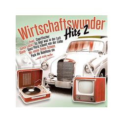 VARIOUS - Wirtschaftswunder Hits 2 (CD)