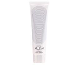 SENSAI SILKY mud soap wash & mask 125 ml
