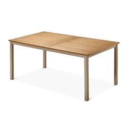 Ausziehbarer Gartentisch, ca. 180/240 cm