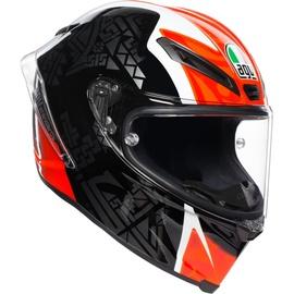 AGV Corsa R Casanova Black/Red/Green
