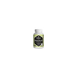 GINKGO BILOBA 100 mg hochdosiert vegan Kapseln 100 St